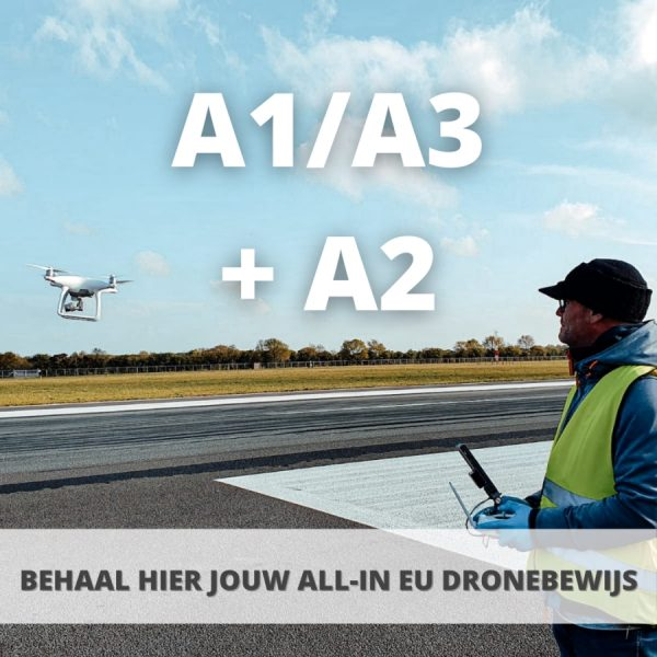 A1 A3 A2 drone opleiding