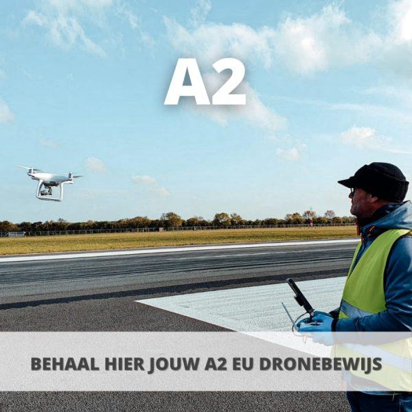 A2 drone opleiding